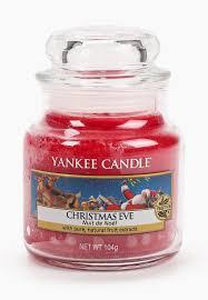 <b>Свеча ароматическая</b> Yankee Candle <b>Christmas Eve</b> 104гр / 25-45 ...