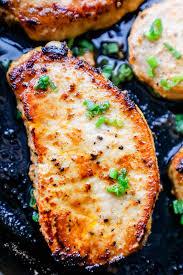 easy baked pork chops recipe sweet cs