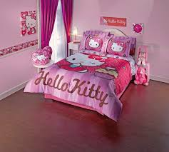 Fun Hello Kitty Bedroom Set