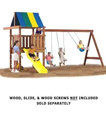 clearance swing sets custom wrangler play set hardware kit outdoor