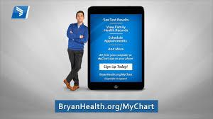 My Main Line Health Chart Bryan Health Mychart Lincoln Ne Bryan Health