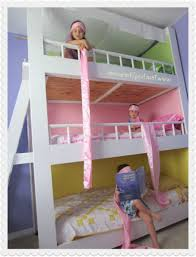 Bunk Beds : Awesome Bunk Beds With Slides Fun Bunk Beds With  Inside Awesome  Bunk