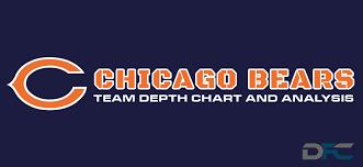 Chicago Bears Depth Chart 2017 Chicago Bears Depth Chart 2017
