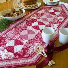 Friday Free Quilt Patterns: Antique Circles Table Runner ... & Friday Free Quilt Patterns: Antique Circles Table Runner | McCall's Quilting  Blog Adamdwight.com