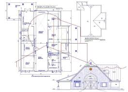 EQUESTRIAN LIVING QUARTERSBarn Home Plans