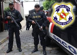 Resultado de imagem para logo policia civil pa