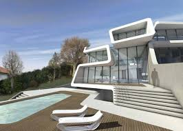 famous architectural houses. Futuristic-house-Zaha Hadid Houses World Famous Architecture Architectural R