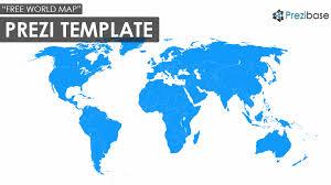 Free Interactive Maps For Powerpoint Free Prezi Templates Prezibase