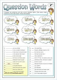 Questions Worksheets Questions Worksheets From Wh Questions ...