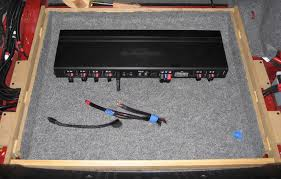 false floor amp rack for bmw m3 car audio diymobileaudio com i never understand why people continue to use such heavy stock for false floors i have looked at build logs where people are using 3 4 material for a