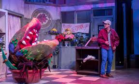 Little Shop Of Horrors Lighting Design Little Shop Grows Deep Roots At Mercury Theater Chicago