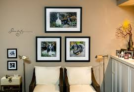12 photos gallery of creative guide for hanging wall art
