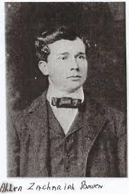 Allen Zachariah Bowen (1854-1918) - Find A Grave Memorial
