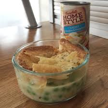 Campbell Kitchen Recipe Quick Chicken Pot Pie With Campbells Homestyle Light Life Your Way