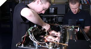 Vending Machine Technician Extraordinary Service Repair Maintenance Of Coffee Machines Vending