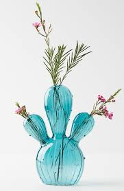 Cactus Light Anthropologie Anthropologie Glass Cactus Vase In 2019 Glass Cactus