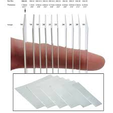 Steel Sheet Metal Gauge Chart 20 Gage Copper Sheet Sterling Silver Sheet Metal Price Per 6