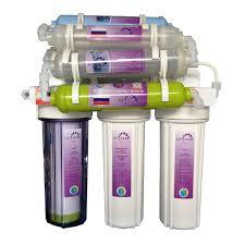 Máy lọc nước Nano Geyser TK9 bổ sung thêm lõi chống tái nhiễm khuẩn 10/2021
