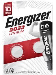 Миниатюрные литиевые <b>батарейки Energizer Lithium</b> типа 2032 ...