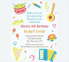 birthday invitations samples kids birthday party invitation sample rome fontanacountryinn com