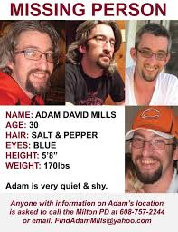 Missing Milton man might have been seen in Missouri   Local   hngnews.com