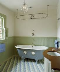 view in gallery give your bathroom a truly vintage makeover with the painted clawfoot bathtub