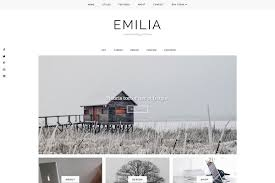 Website Template Simple Website Templates Creative Market