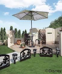 mickey mouse garden decor stupefy ingeflinte com home design ideas
