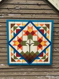 25 unique Barn quilt designs ideas on Pinterest
