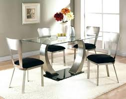 medium size of glass top dining table set 4 chairs and chair uk india white