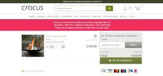 crocus voucher codes 50 off at