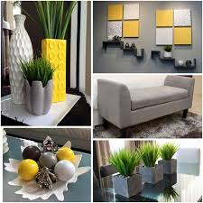 Accents Home Decor Amarillo amarillo y gris Decora Home Stores in Puerto Rico Pinterest 66
