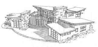 modern architecture sketch. Modern Architecture Sketches On (1200x578) Sketch Back To Drawings M