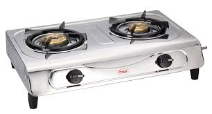 Prestige Kitchen Appliances Prestige Lp Gas Stove Shakti Deluxe L P Gas Stove Stainless