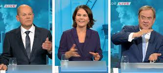 Die kanzlerkandidaten diskutieren heute das erste mal zusammen im tv. Jb22wgsq 1ijjm