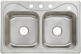 Sterling By Kohler Southhaven 33 X 22 Double Basin Sink Kitchen