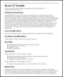 Fashion Resume Example Buyer Resume Fashion Resume Sample Hr Resume ...