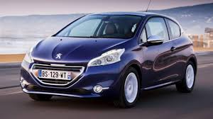 Top Gear drives the new Peugeot 208 | Top Gear