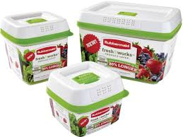 save 3 00 off any rubbermaid freshworks produce saver container or set
