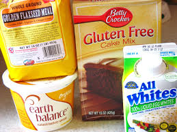 The Gluten Free Spouse Giving a Gluten Free Box Cake Mix a Boost