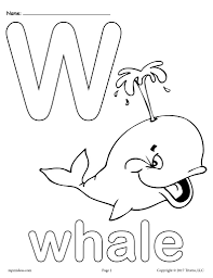 Select from 35478 printable coloring pages of cartoons, animals, nature, bible and many more. For Water Ture Alphabets Coloring Page Preschool Letter Pages Free Alphabet Sheets Letters Sheet W Q B A Printable Oguchionyewu