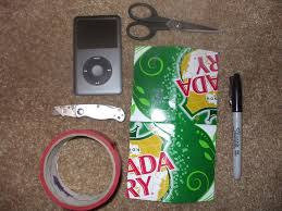 picture of materials picture of materials materials duct tape ipod classic