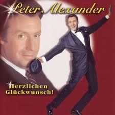 ... Peter Alexander Peter alexander ... - PeterAlexanderHerzlichenGlckwunschFront