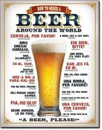 how to say beer tin sign beers around the world wall decor pub bar gift usa 16