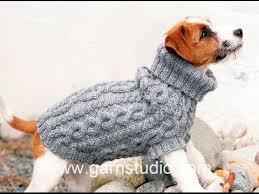 Border Collie Knitting Chart How To Knit A Dog Coat