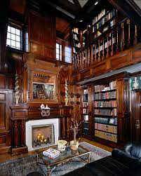 Image Decorating Homedit 62 Home Library Design Ideas With Stunning Visual Effect