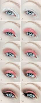 c eyeshadow colorful eyeshadow tutorials makeup tutorials