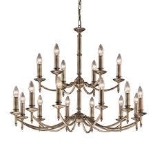 fl2091 18 petrushka 18 light bronze chandelier