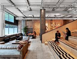 charming neuehouse york cool offices. For New York City\u0027s NeueHouse, David Rockwell, Founder And President Of Rockwell Group , Wanted To Design A Kind Collective Office Small Charming Neuehouse Cool Offices