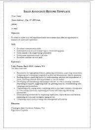 associate resume sample  x  sales associate  tomorrowworld cosales associate resume examples     associate resume sample  x   s